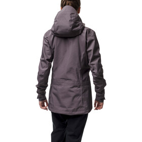Houdini D Jacket Women wolf grey